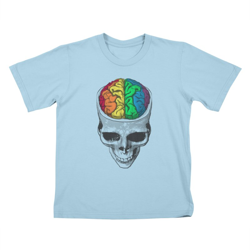 Open Minded Kids T-Shirt by benk's shop