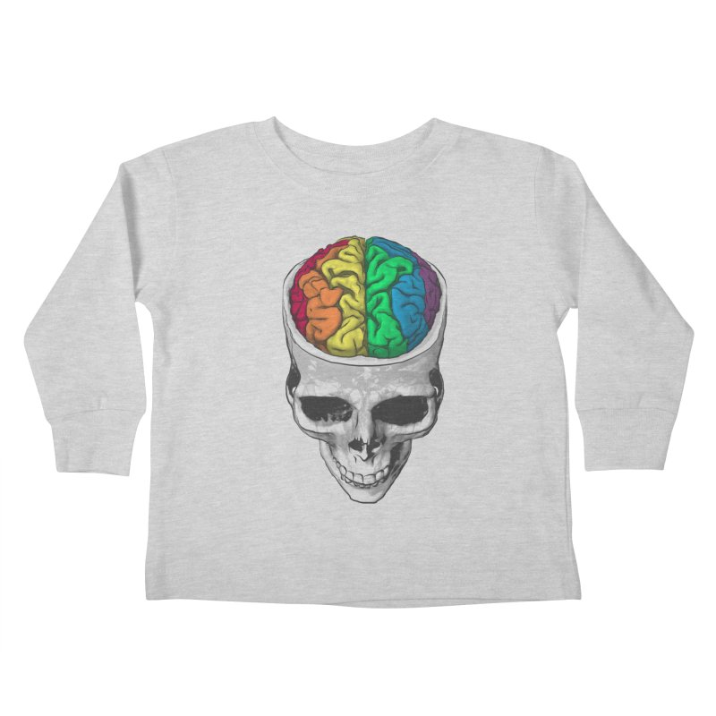 Open Minded Kids Toddler Longsleeve T-Shirt by benk's shop