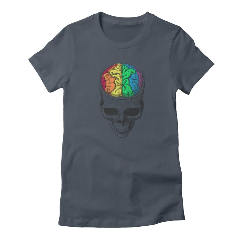 Open Minded Women's T-Shirt by benk's shop