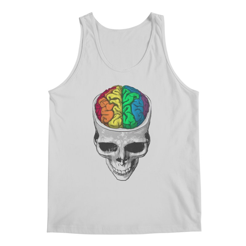 Open Minded Men's Tank by benk's shop