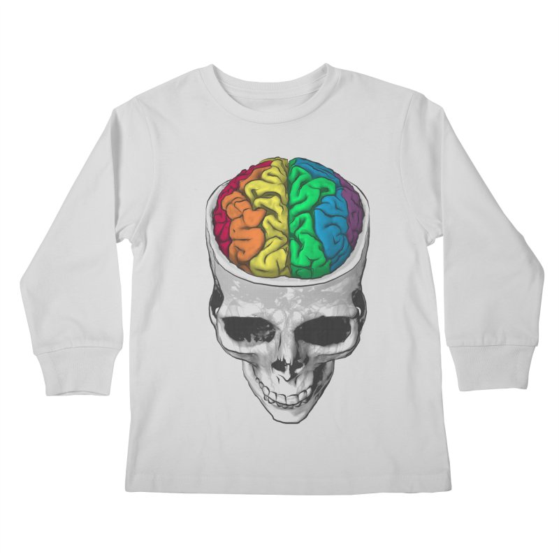 Open Minded Kids Longsleeve T-Shirt by benk's shop