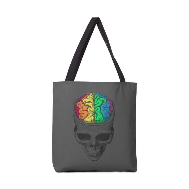 Open Minded Accessories Bag by benk's shop