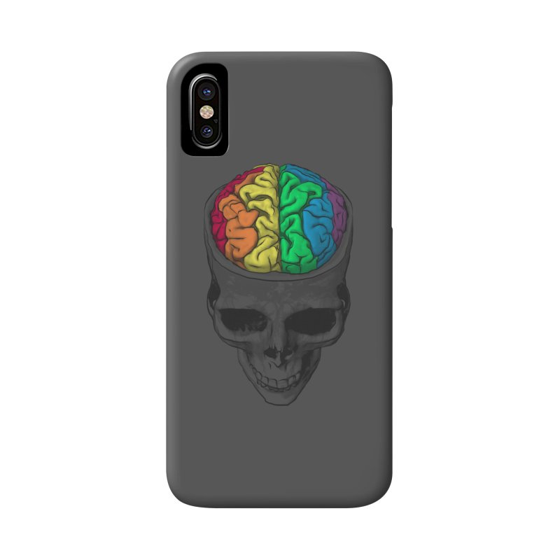 Open Minded Accessories Phone Case by benk's shop