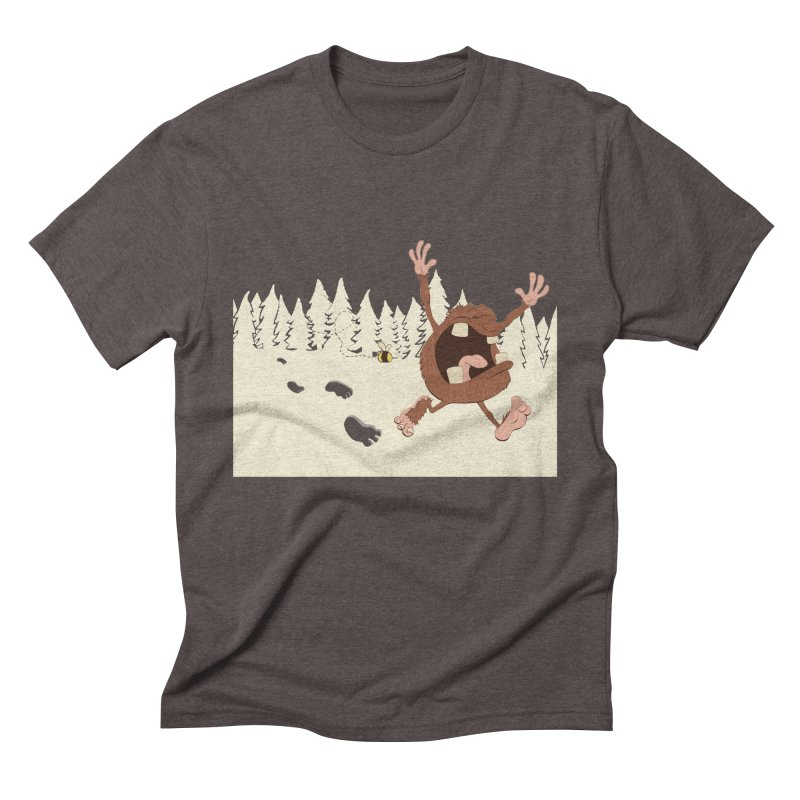 OMG a bee! Men's Triblend T-shirt by Sketchbookery!