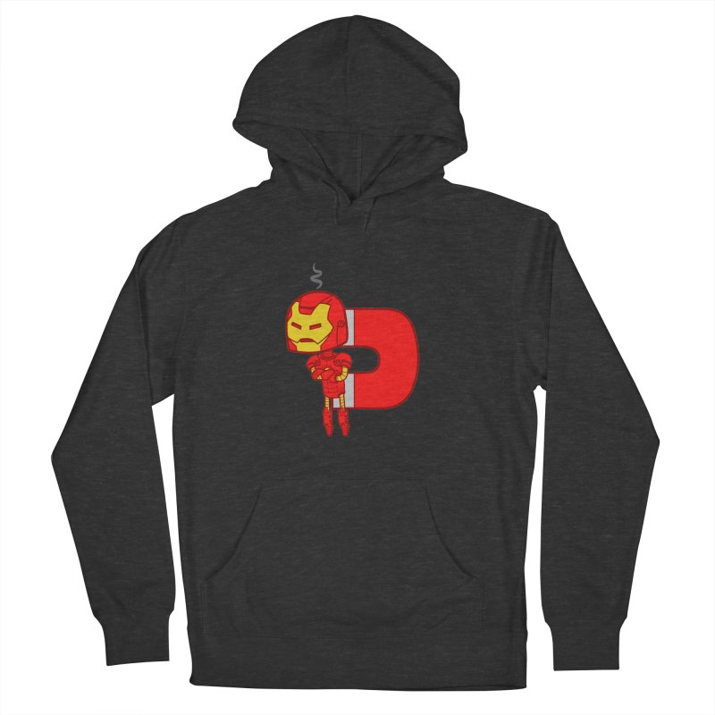 His only weakness Men's Pullover Hoody by Sketchbookery!