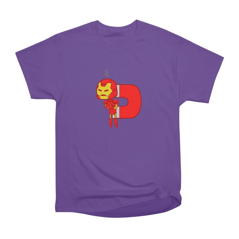 His only weakness Men's Heavyweight T-Shirt by Sketchbookery!