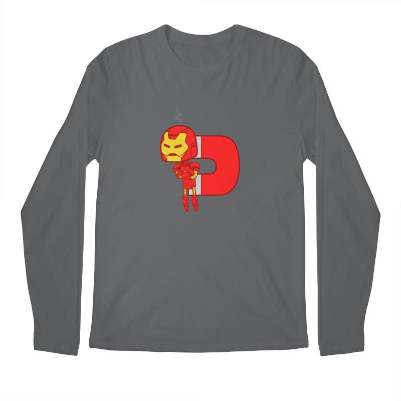 His only weakness Men's Longsleeve T-Shirt by Sketchbookery!
