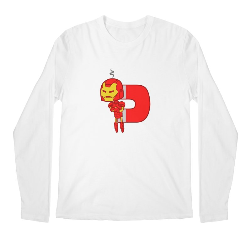 His only weakness Men's Longsleeve T-Shirt by Sketchbookery!