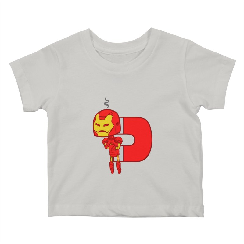 His only weakness Kids Baby T-Shirt by Sketchbookery!
