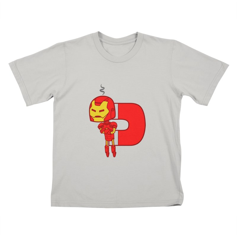 His only weakness Kids T-Shirt by Sketchbookery!