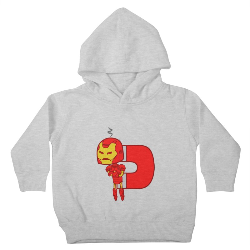 His only weakness Kids Toddler Pullover Hoody by Sketchbookery!
