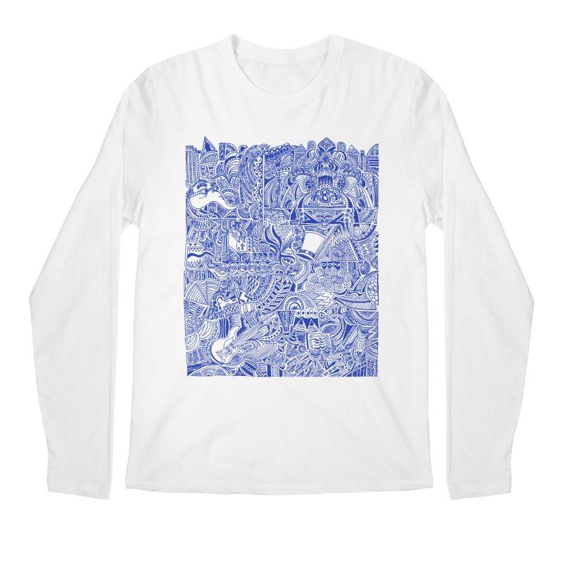 Highschool Math! Men's Longsleeve T-Shirt by Sketchbookery!
