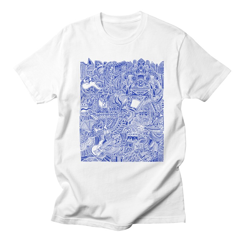 Highschool Math! Men's T-shirt by Sketchbookery!