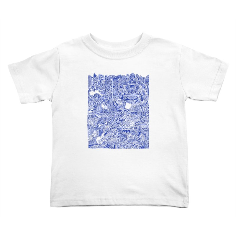 Highschool Math! Kids Toddler T-Shirt by Sketchbookery!