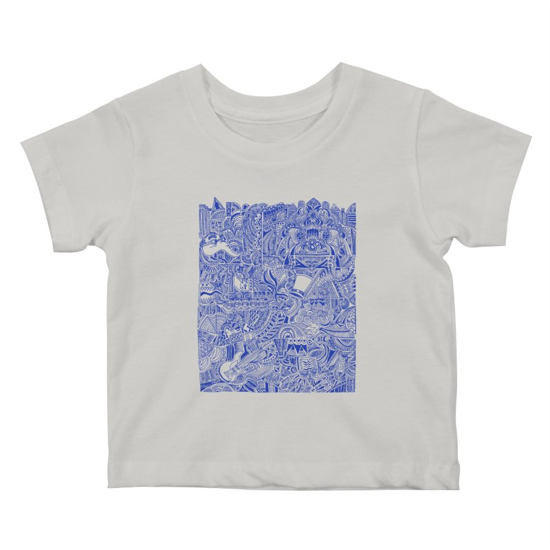 Highschool Math! Kids Baby T-Shirt by Sketchbookery!