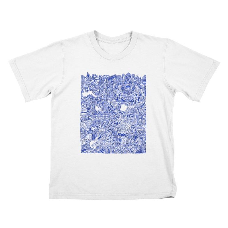 Highschool Math! Kids T-Shirt by Sketchbookery!