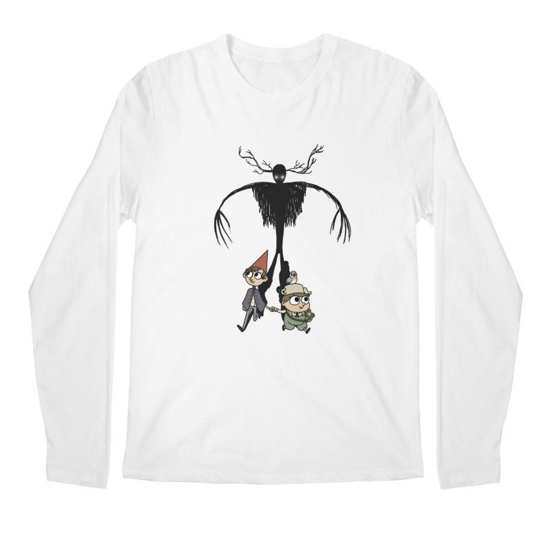 The Beast Men's Longsleeve T-Shirt by Sketchbookery!
