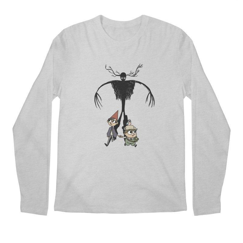 The Beast Men's Longsleeve T-Shirt by Sketchbookery!