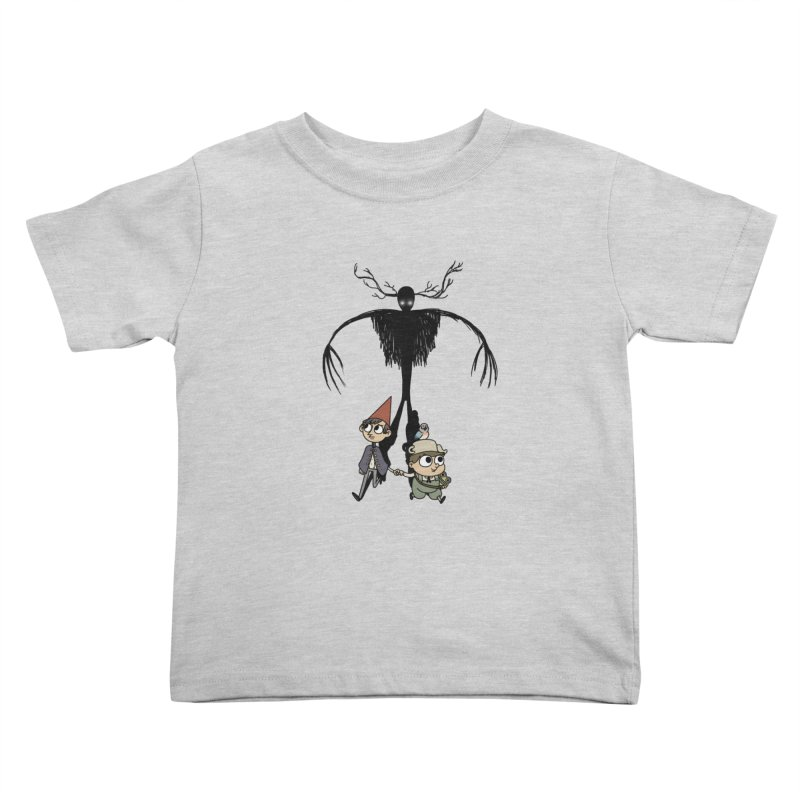 The Beast Kids Toddler T-Shirt by Sketchbookery!