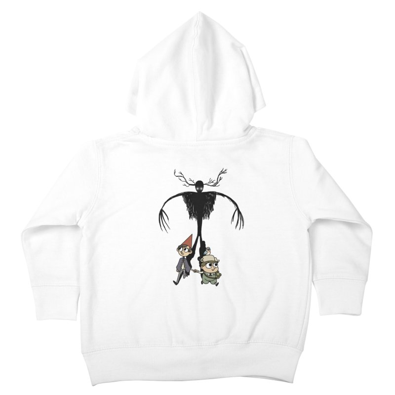 The Beast Kids Toddler Zip-Up Hoody by Sketchbookery!