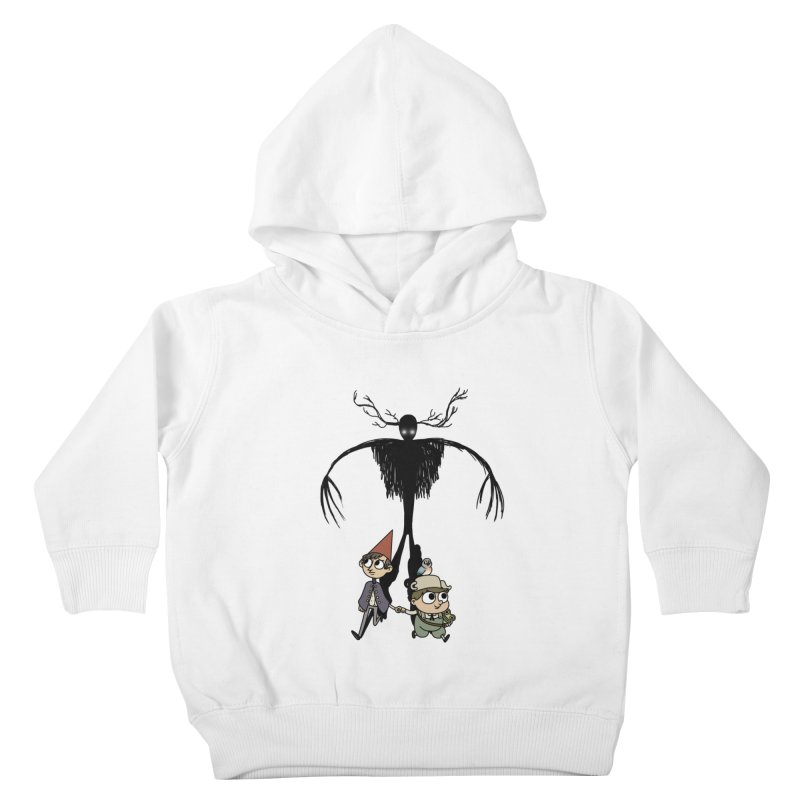 The Beast Kids Toddler Pullover Hoody by Sketchbookery!
