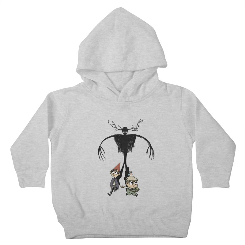 The Beast Kids Toddler Pullover Hoody by Sketchbookery!