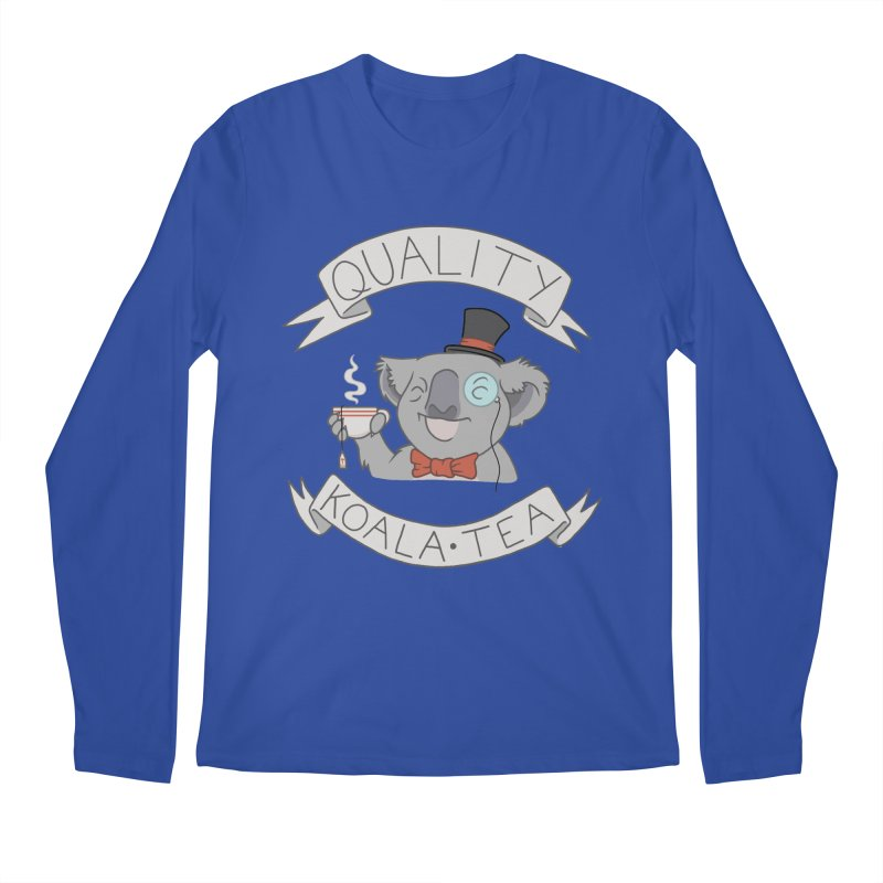 Quality Koala Tea Men's Longsleeve T-Shirt by Sketchbookery!