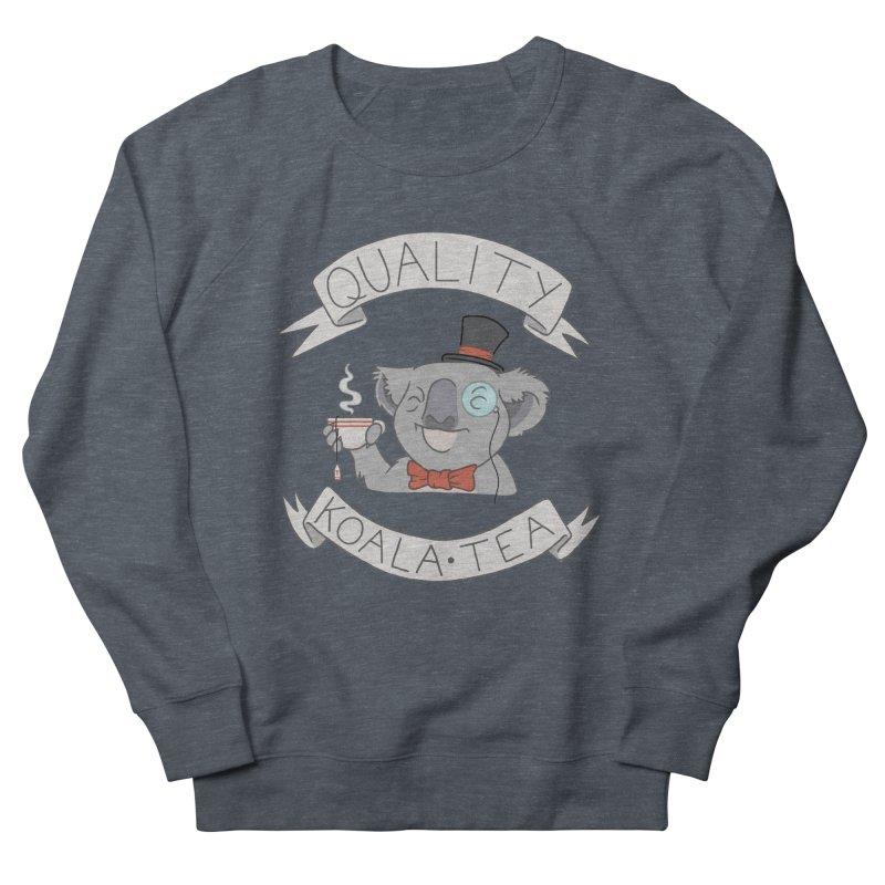Quality Koala Tea Women's Sweatshirt by Sketchbookery!
