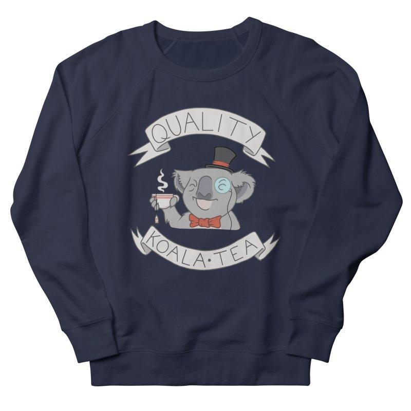 Quality Koala Tea Men's Sweatshirt by Sketchbookery!