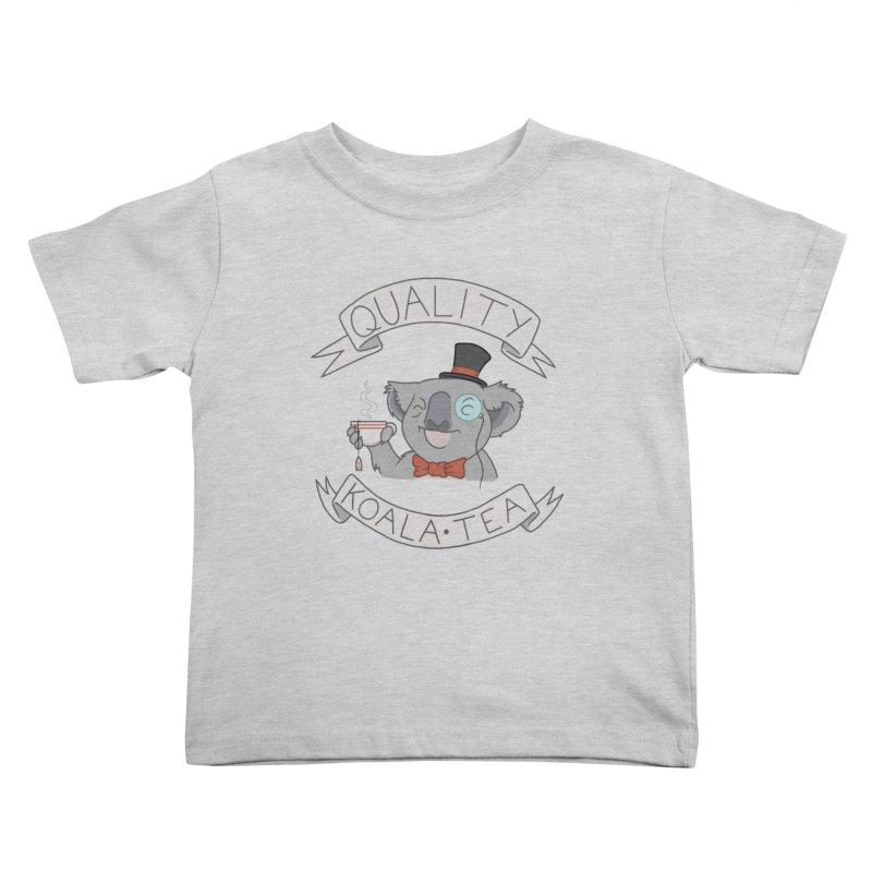 Quality Koala Tea   by Sketchbookery!