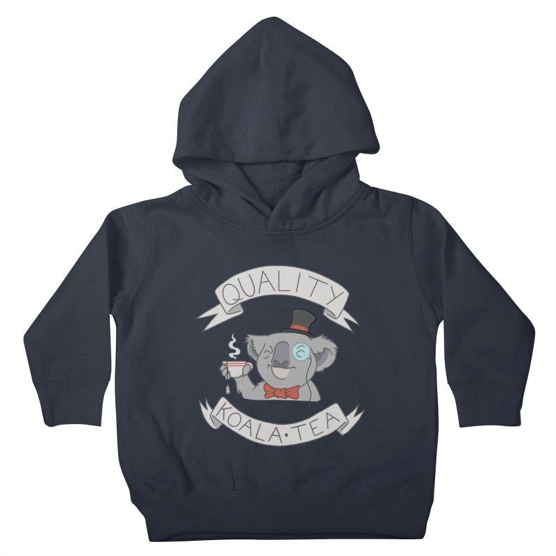Quality Koala Tea Kids Toddler Pullover Hoody by Sketchbookery!
