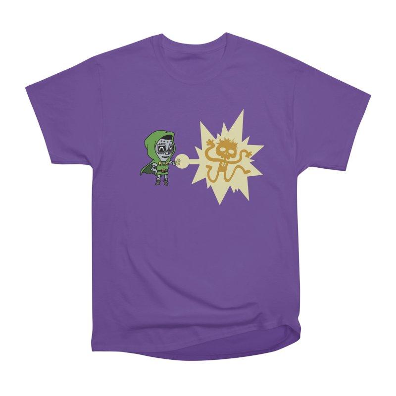 Dr Doom, P.H.D. Men's Classic T-Shirt by Sketchbookery!