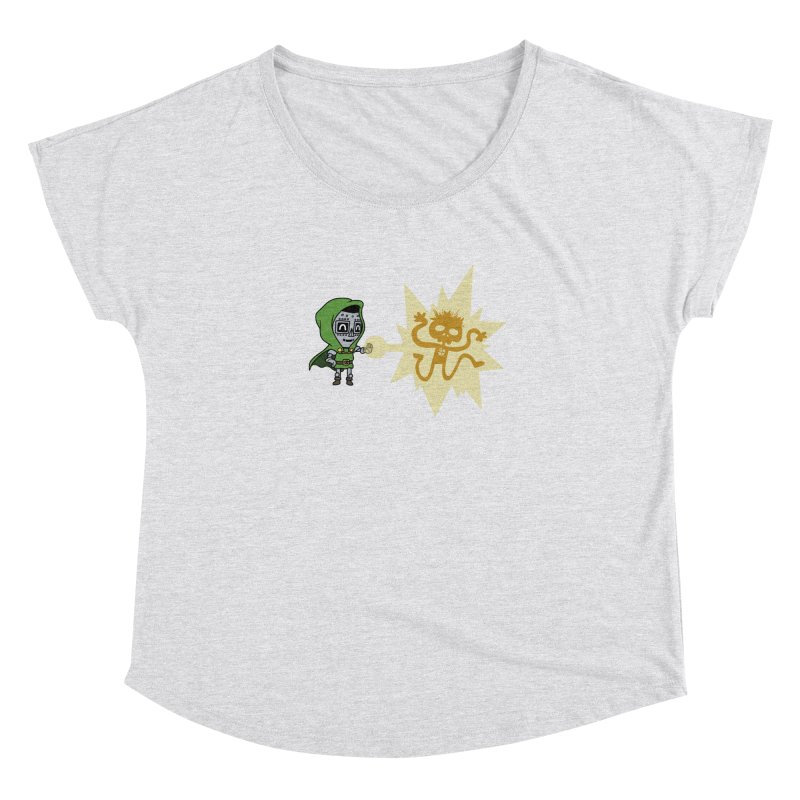 Dr Doom, P.H.D. Women's Dolman by Sketchbookery!