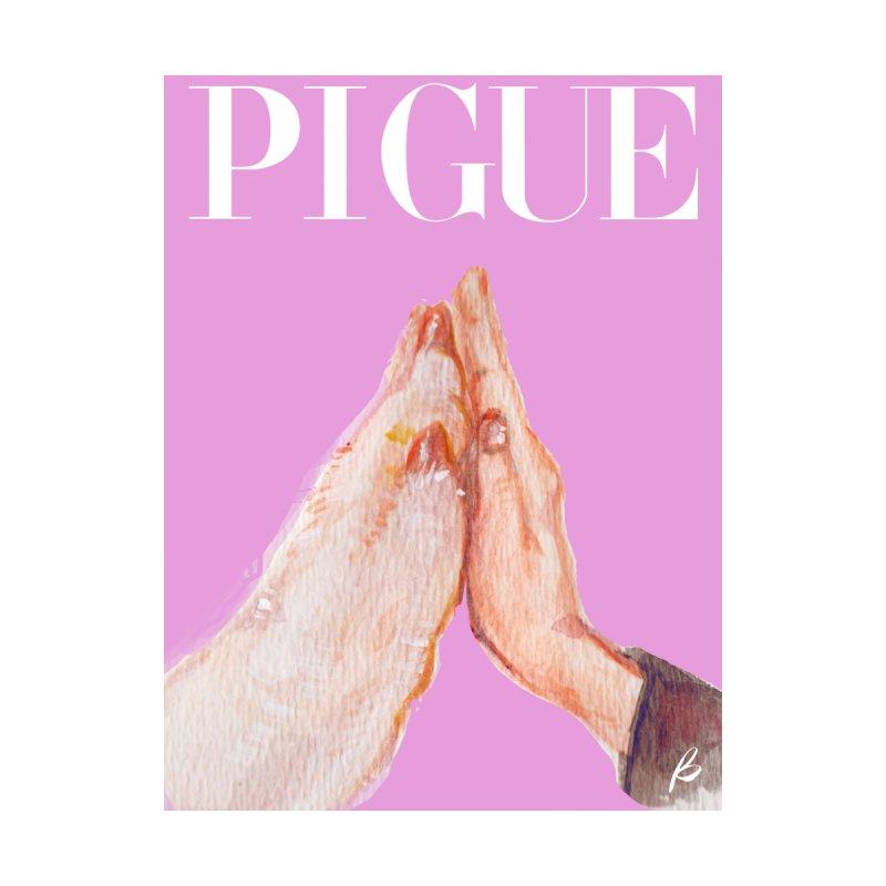 PIGUE & LOVE - Pray - by B - art Boutique by Ben Liu