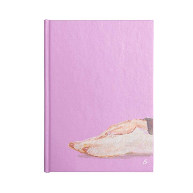 PIGUE & LOVE - Pad - Accessories Blank Journal Notebook by B - art Boutique by Ben Liu