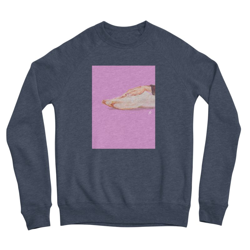 PIGUE & LOVE - Pad - Women's Sponge Fleece Sweatshirt by B - art Boutique by Ben Liu