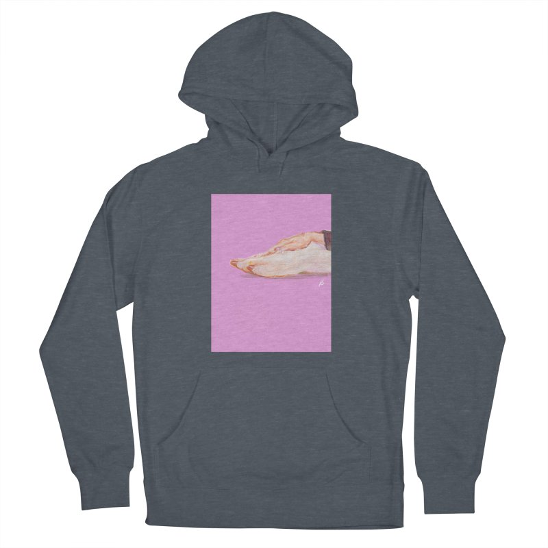 PIGUE & LOVE - Pad - Men's French Terry Pullover Hoody by B - art Boutique by Ben Liu