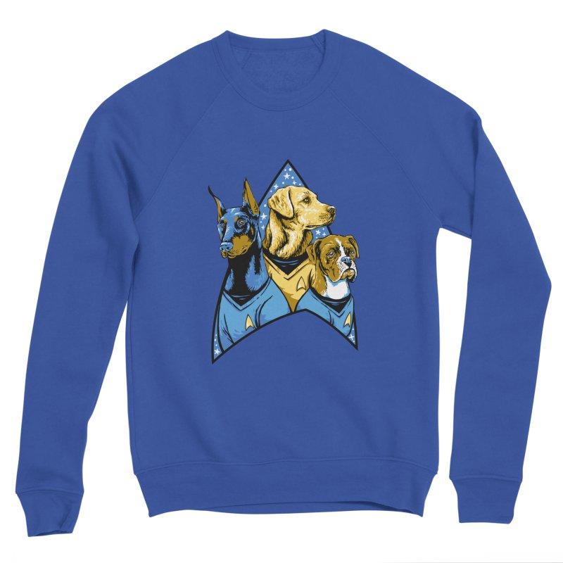 Bark Trek Women's Sweatshirt by bennygraphix's Artist Shop
