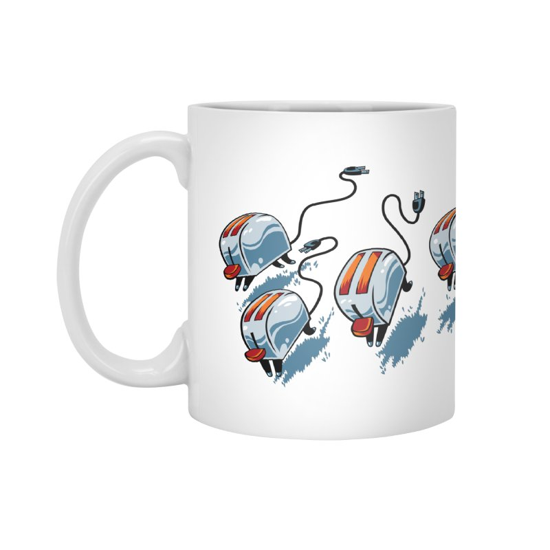 Wild Toasters Accessories Mug by bennygraphix's Artist Shop