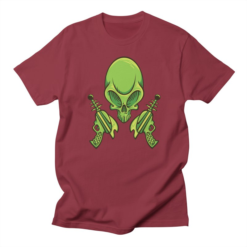 Alien Skull Women's  by bennygraphix's Artist Shop