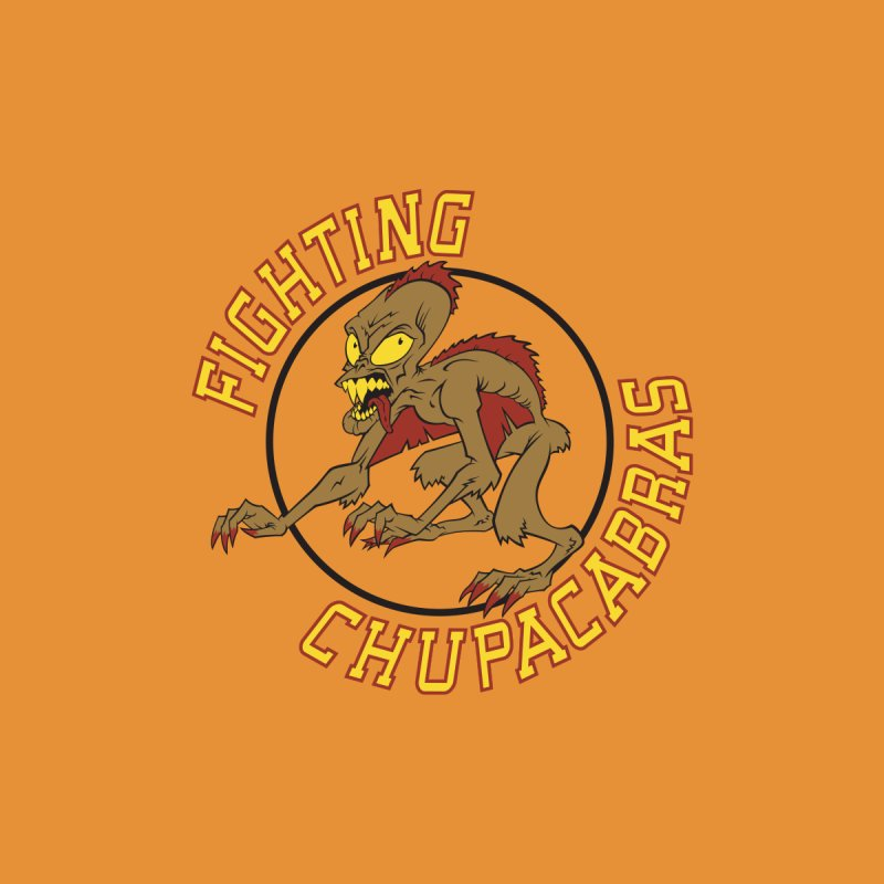 Fighting Chupacabras Home Tapestry by bennygraphix's Artist Shop