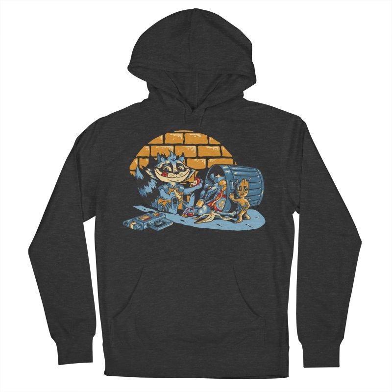 Dumpster Divers Men's Pullover Hoody by bennygraphix's Artist Shop