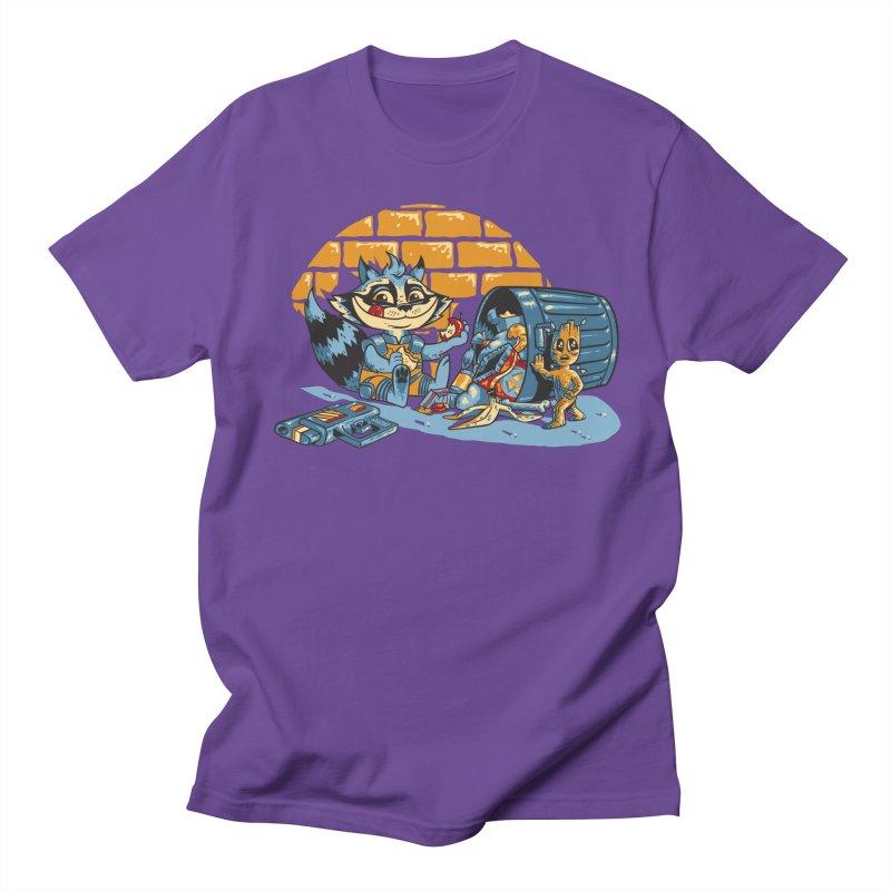 Dumpster Divers Women's Unisex T-Shirt by bennygraphix's Artist Shop