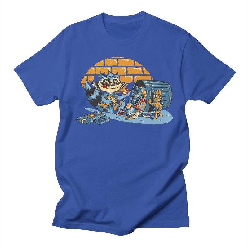 Dumpster Divers Men's Regular T-Shirt by bennygraphix's Artist Shop