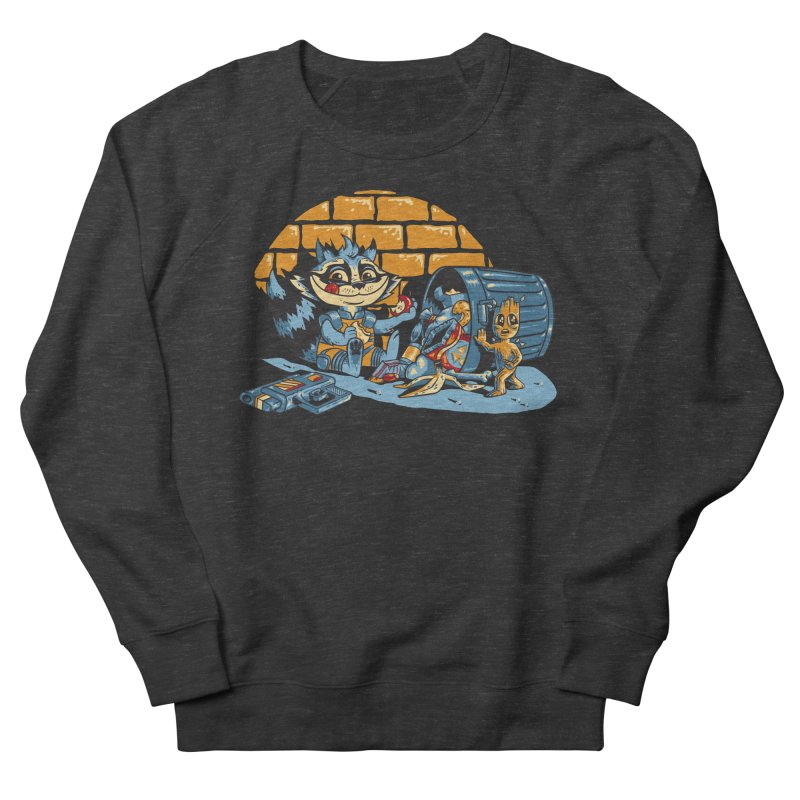 Dumpster Divers Women's Sweatshirt by bennygraphix's Artist Shop