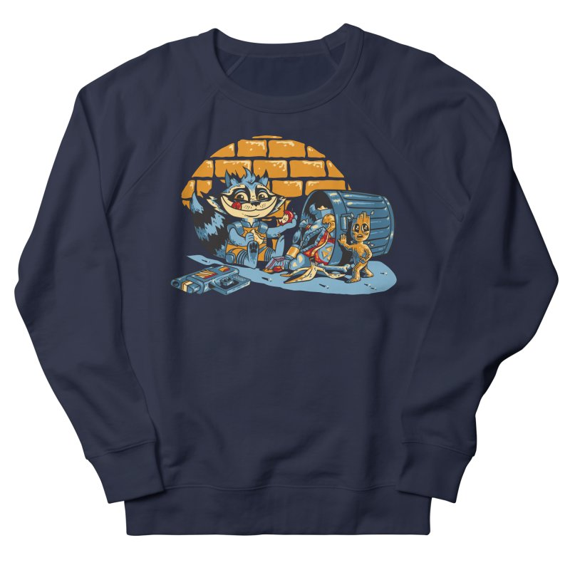 Dumpster Divers Women's Sweatshirt by bennygraphix's Artist Shop