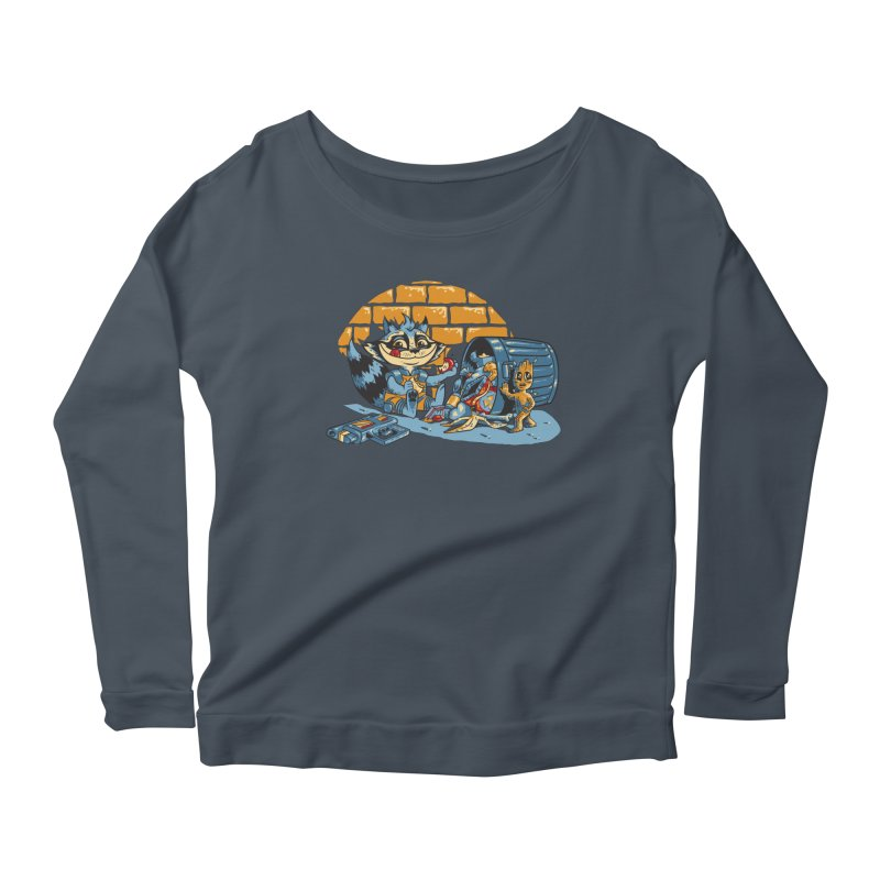 Dumpster Divers Women's  by bennygraphix's Artist Shop