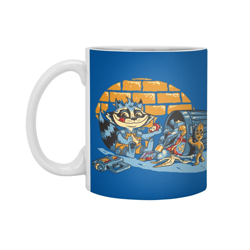 Dumpster Divers Accessories Mug by bennygraphix's Artist Shop