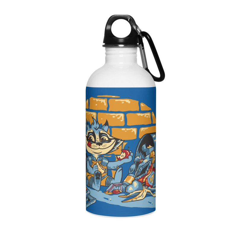 Dumpster Divers Accessories Water Bottle by bennygraphix's Artist Shop