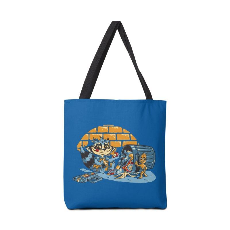 Dumpster Divers Accessories Bag by bennygraphix's Artist Shop